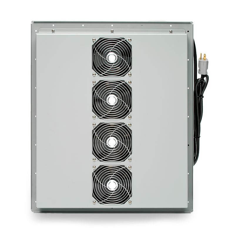 ThermoTEC™ 151 Series - 2500 BTU Thermoelectric Air Conditioner - Rear View