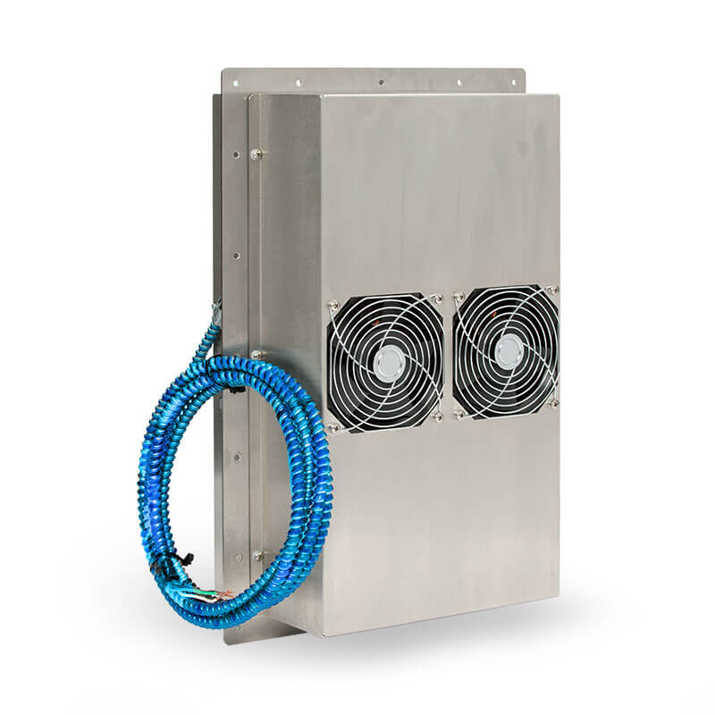 ThermoTEC™ Class 1, Div. 2 Series - 1500 BTU Hazardous Location Thermoelectric Air Conditioner