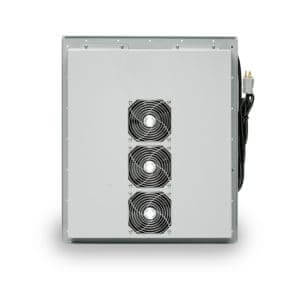 ThermoTEC™ 151B Series - 2500 BTU Thermoelectric Air Conditioner - Rear View