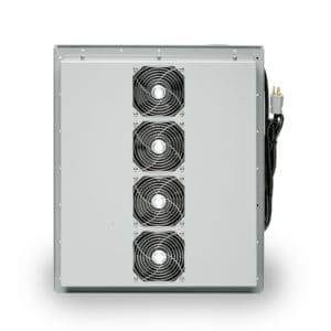 ThermoTEC™ 161B Series - 3500 BTU Thermoelectric Air Conditioner - Front View