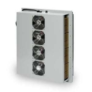 ThermoTEC™ 161B Series - 3500 BTU Thermoelectric Air Conditioner - Front View, Right Side
