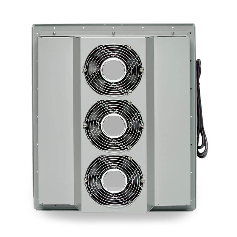 ThermoTEC™ 161 Series - 3200 BTU Thermoelectric Air Conditioner - Rear View