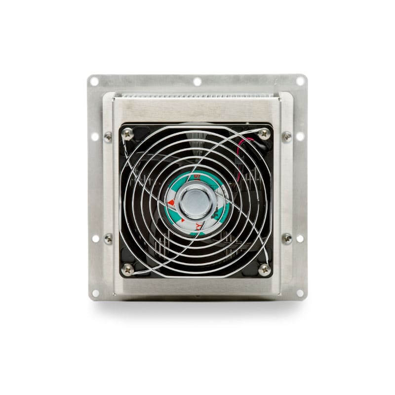 ThermoTEC™ 140 Series - 400 BTU (DC) Thermoelectric Air Conditioner - Rear View