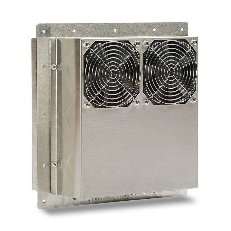 ThermoTEC™ 141 Series - 800 BTU Thermoelectric Air Conditioner - Rear View, Right Side