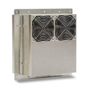 ThermoTEC™ High Delta T Series - 500 BTU Thermoelectric Air Conditioner - Rear View, Right Side