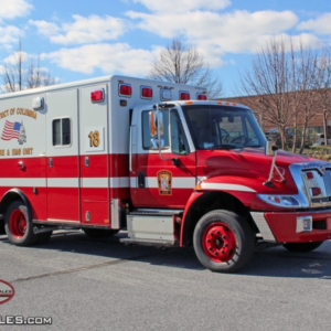 eic custom cooling unit ambulance
