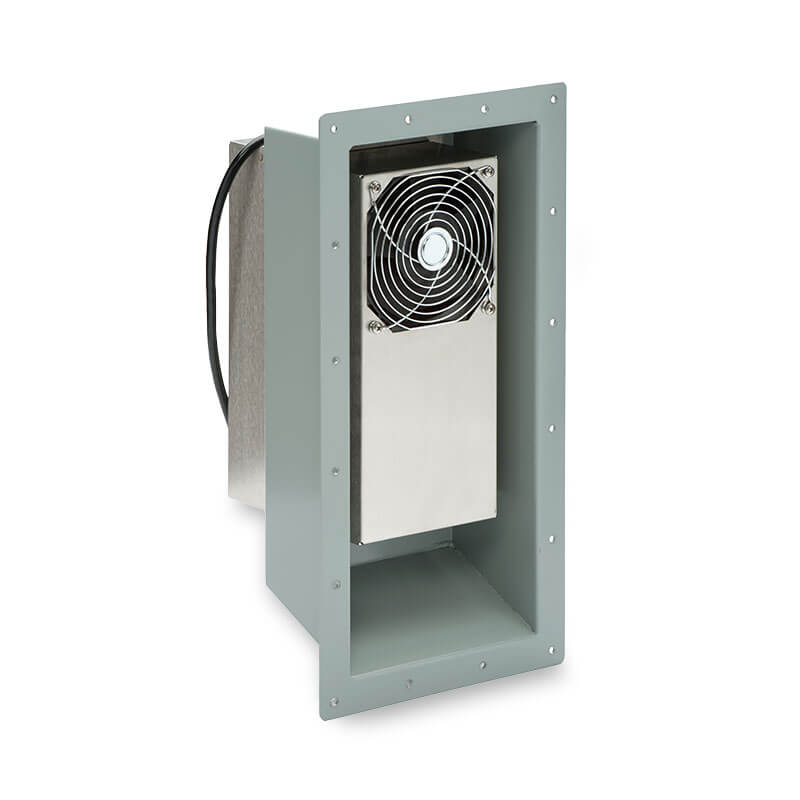 Recessed Frames for Thermoelectric Air Conditioners - EIC