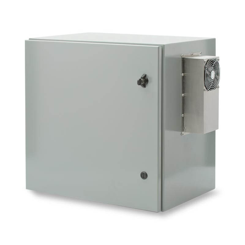 Prepackaged Series Air Conditioned Electronic Enclosures